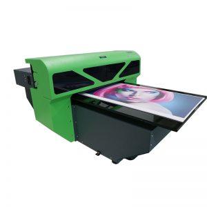 1800 A2 ölçülü yeni dizayn tekstil düzbucaqlı şüşə printer çap maşını WER-D4880UV