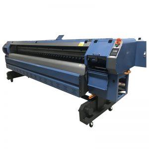 3.2m Konica 512i printhead dijital vinil flex banner solvent printer / plotter / baskı maşın WER-K3204I