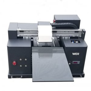 Düzbucaqlı uv led printer a3 WER-E1080UV üçün 300 * 420mm roll
