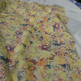 A1 rəqəmsal toxuculuq printeri olan Digital textile printing sample 3: WER-EP6090T