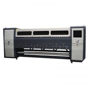 yüksək keyfiyyətli K3404I / K3408I Solvent Printer 3.4m ağır iş inkjet printer
