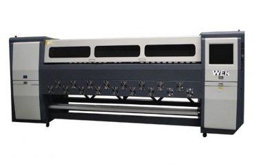 Keyfiyyətli K3404I / K3408I Solvent Printer 3.4m ağır iş inkjet printer