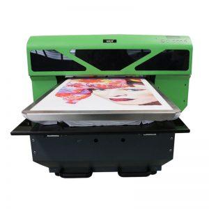 A2 ölçülü DTG marka tişört baskı makinası WER-D4880T markasını hazırlayır