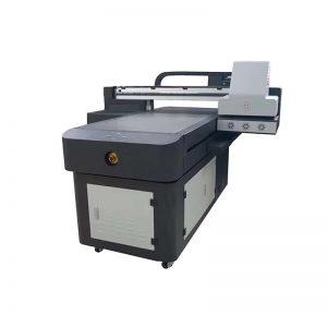 WER-ED6090UV böyük formatlı çoxfunksiyalı digital inkjet plastik 3D keramika kafel UV printer