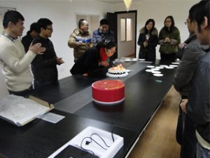 İşçinin doğum günü, 2015