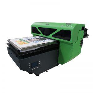 athena jet tekstil toxuculuq toxuması tişört baskı xüsusi mini A2 tişört printer WER-D4880T