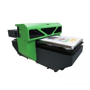 ən keyfiyyətli 8 rəngli rəqəmsal A2 DTG printer / A3 tişört baskı maşın WER-D4880T