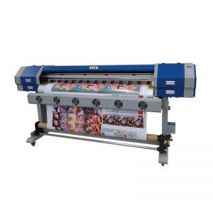 dx5 və ya E5113 çap başlıqlı rəqəmsal toxuculuq printer e jet v22 v25 sublimasiya maşın WER-EW160