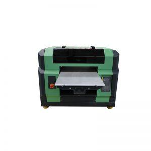 dx5 başlı 8 rəngli a3 a4 düzbucaqlı WER-E2000UV uv led printer üçün yaxşı qiymət