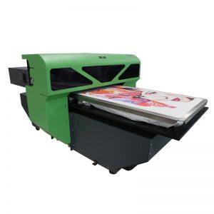 yüksək keyfiyyətli inkjet printer a2 UV flatbed printer UV t-shirt printer WER-D4880T