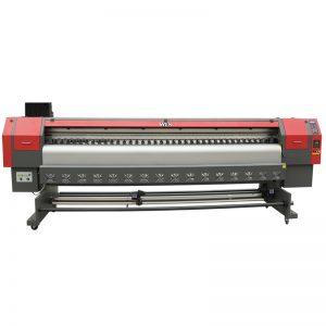 yüksək sürətli 3.2m solvent printer, digital flex banner çap qiyməti WER-ES3202