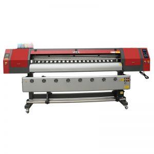 Çin ən yaxşı qiyməti tişört böyük formatlı çap maşın plotter dijital tekstil sublimasiya inkjet printer WER-EW1902